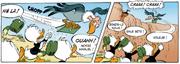 Un vautour vole le manuel des Castors Juniors