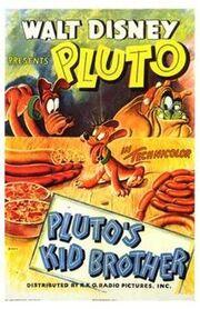 Affiche de Le Petit Frère de Pluto
