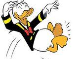 Vareuse de Donald Duck