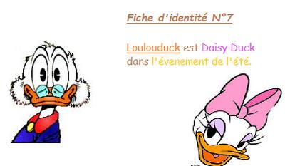 Fiche Loulouduck