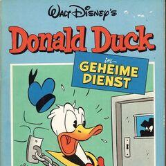 Couverture du magazine Néerlandais Pockets 2e reeks n° 21 de Septembre 1984.
