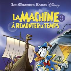 Couverture de l'album <i>Grandes sagas Disney</i> n°6 par <a href=