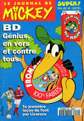 Le Journal de Mickey n°2234