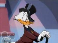 Balthazar Picsou dans Disney's tous en boîte