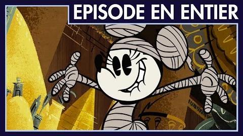 Mickey Mouse Pris au piège - Épisode intégral - Exclusivité Disney
