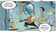 Mickey libère les scientifiques