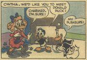 Donald roi du trapèze! - extrait 4