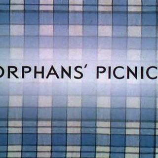 <i>Title card</i> de <i>Orphans' Picnic</i>.
