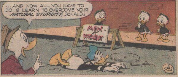 Un talisman pour Donald! - extrait 8