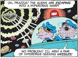 L'attaque des abominables monstres de l'espace! 9