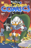 Walt Disney's Comics and Stories 608