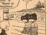 Mickey contre le Fantôme noir
