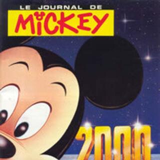 La couverture du 2000e numéro.