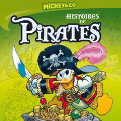 Tome 3: <i>Histoires de pirates</i>.