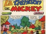 La trahison de Mickey