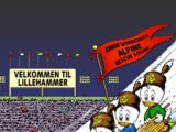 De Donaldville à Lillehammer