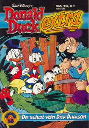 Donald Duck Extra 38