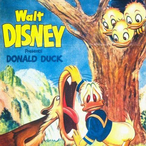Affiche du court métrage.