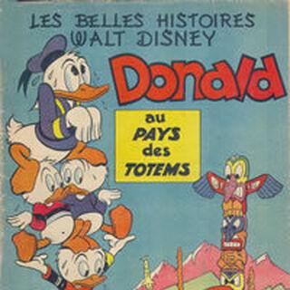 Couverture des <i>Belles Histoires Walt Disney</i> n°32 réutilisant le dessin de <a href=