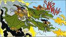 Morgs sur des dragons Affaires de famille