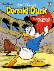 Disney Comics Album n°3