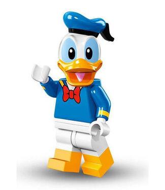 Donald en LEGO