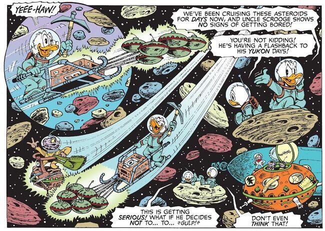 L'attaque des abominables monstres de l'espace! 8