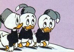 Riri, Fifi et Loulou Duck 2