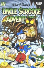 Uncle Scrooge Adventures n°24
