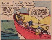 Le secret de la mer des Sargasses - extrait 4