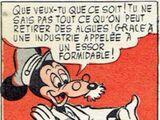 Oscar Mouse