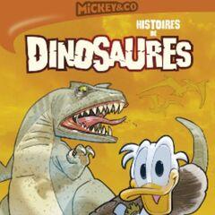 Tome 8: <i>Histoires de dinosaures</i>.