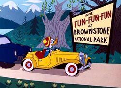 Parc de Brownstone