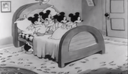 Maison imaginaire de Mickey et Minnie Mouse 2