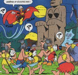 Fantomiald arrive pour sauver Picsou