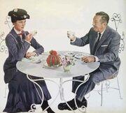 Walt Disney face à Mary Poppins