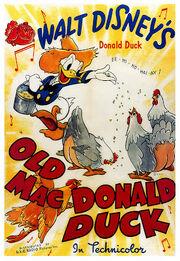 Old mac donald duck 1941-1