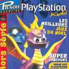 Troisième hors-série de <i>Picsou Magazine</i> (titré <i>Playstation kids: les meilleurs jeux de Noël</i>) datant de décembre 1998.