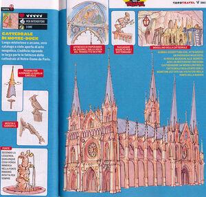 Cathédrale Notre-Duck Blasco Pisapia