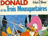 Donald et les Trois Mousquetaires