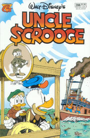 Uncle Scrooge n°286