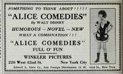 Promotion d'Alice Comedies