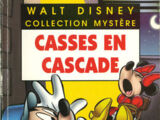 Walt Disney Collection Mystère