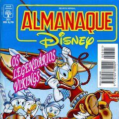 Couverture d'<i>Almanaque Disney</i> n°301 par <a class=