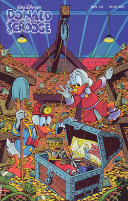 Donald and Scrooge (album) n°1