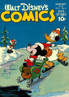 Walt Disney's Comics and Stories n°52