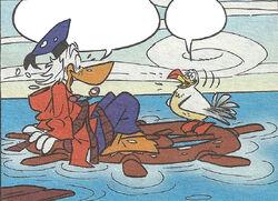 Cap sur Duckport planche 5 case 4