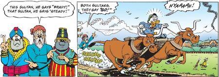 Le Cow-boy capitaine du Cutty Sark 7