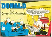 Donald et le perroquet extra-lucide - Début