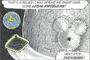 Hidden Mickey L'attaque des abominables monstres de l'espace!